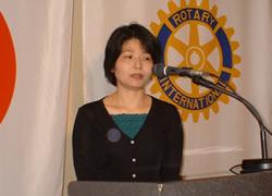 2011-12年度ロータリー財団国際親善奨学生