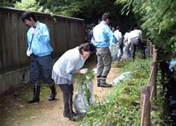 第11回 辰巳用水清掃事業
