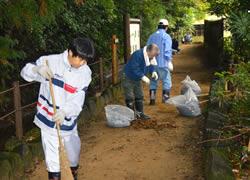第14回辰巳用水清掃事業
